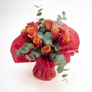 bouquet-de-roses-oranges